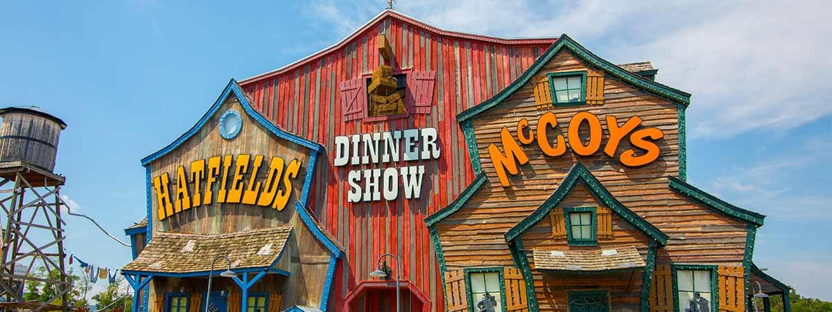 Hatfield & Mccoy Dinner Show  Hatfield & McCoy Dinner Show Pigeon Forge TN
