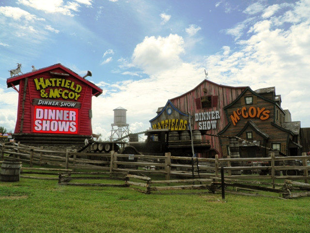 Hatfield And Mccoy Dinner Show Coupons  Tourist Tuesday August 20