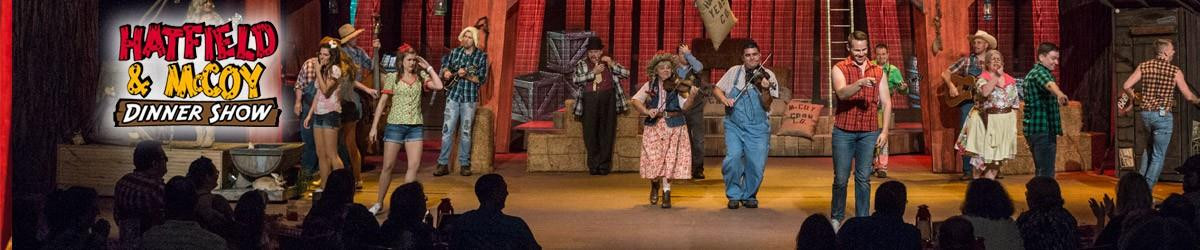 Hatfield And Mccoy Dinner Show Coupons  Pigeon Forge Shows