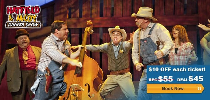 Hatfield And Mccoy Dinner Show Coupons  Dixie Stampede Coupons Gallery Lumberjack Feud Pigeon