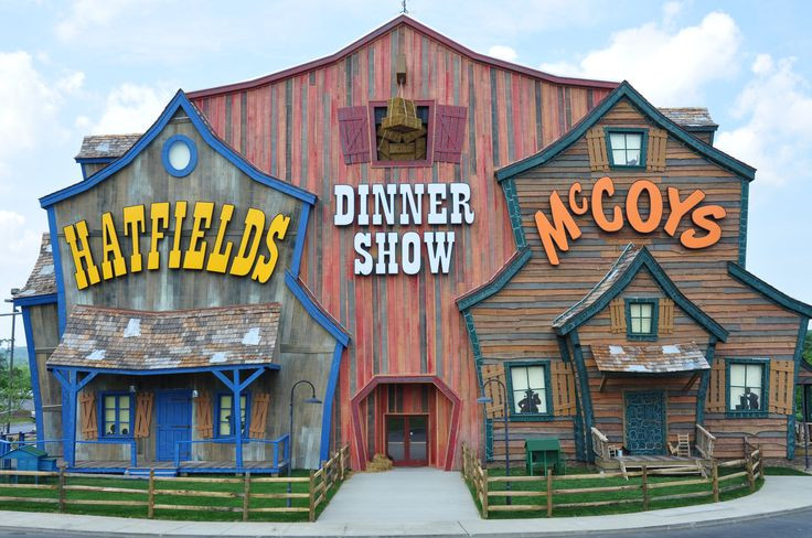 Hatfields And Mccoys Dinner Show  Hatfields & McCoys Dinner and Show in Pigeon Forge