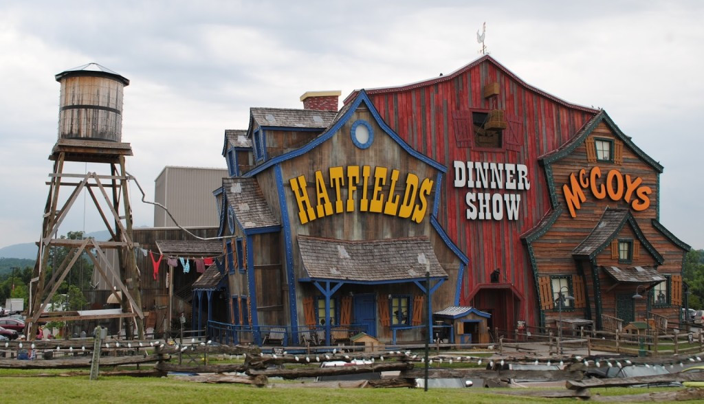 Hatfields And Mccoys Dinner Show  Hatfield & McCoy Dinner Show Review