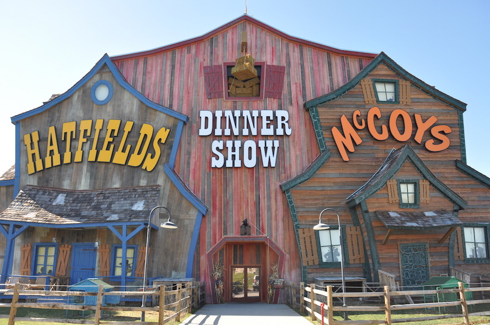 """Hatfields And Mccoys Dinner Show  Contestant on """"The Voice"""" Got Her Start Singing in Pigeon"""