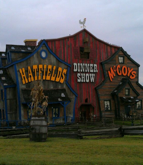 Hatfields And Mccoys Dinner Show  Hatfields and McCoys Dinner Show e of the best shows