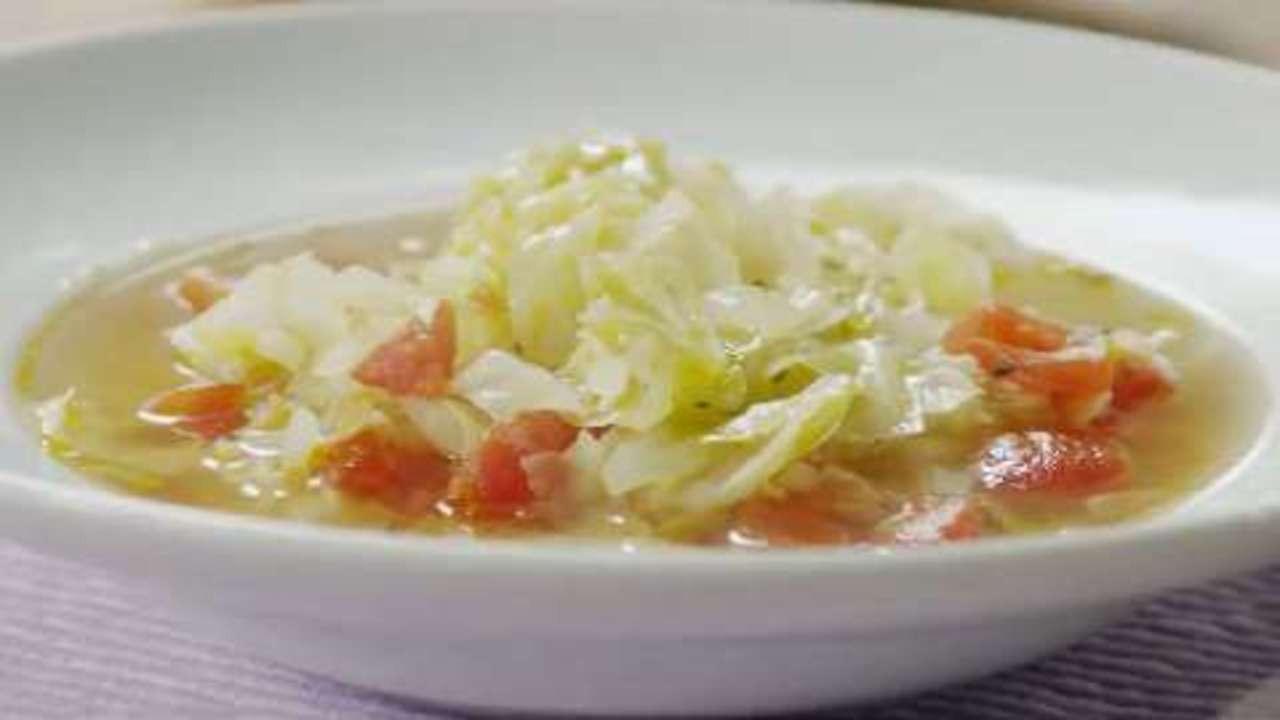 Healing Cabbage Soup  Healing Cabbage Soup Video Allrecipes