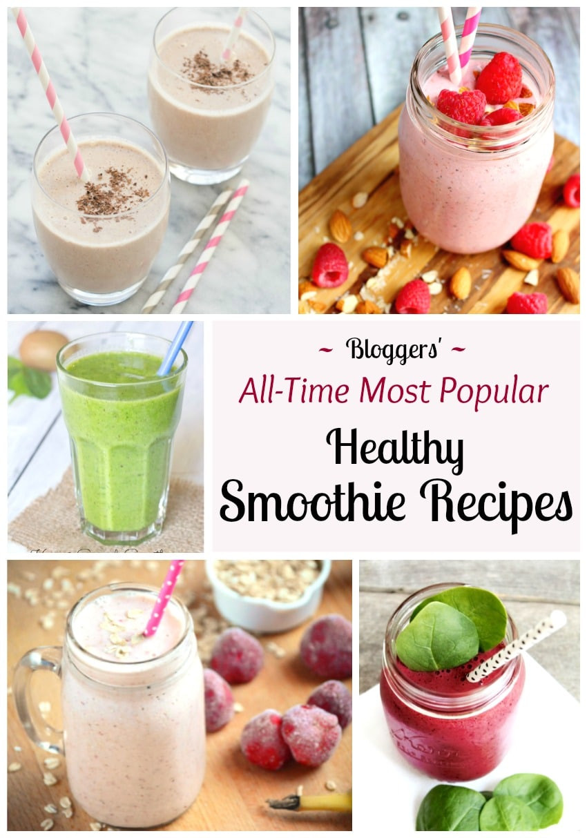 Healthiest Smoothie Recipes  5 of the All Time Best Healthy Smoothie Recipes Two