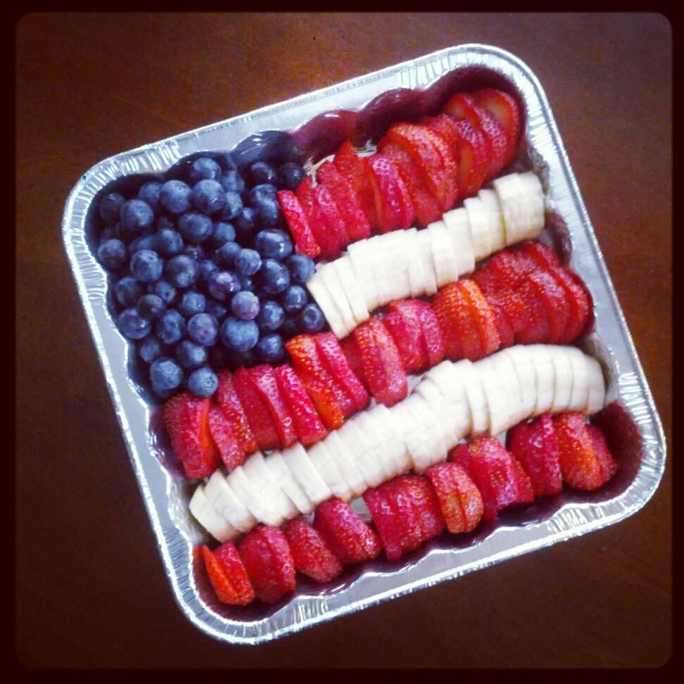 Healthy 4Th Of July Desserts  4th July Healthy Dessert Food