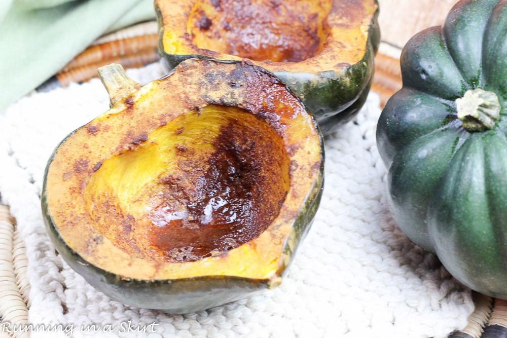 Healthy Acorn Squash Recipes  Easy Healthy Baked Acorn Squash