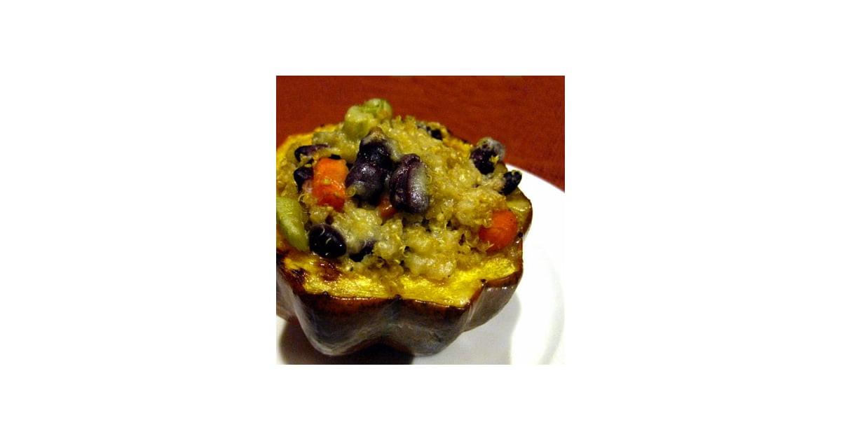 Healthy Acorn Squash Recipes  Healthy Recipe Quinoa Stuffed Acorn Squash