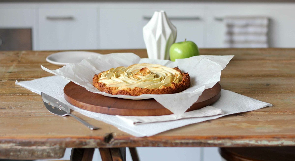 Healthy Apple Cake  Healthy Apple and Almond Cake GF – Butter Baking