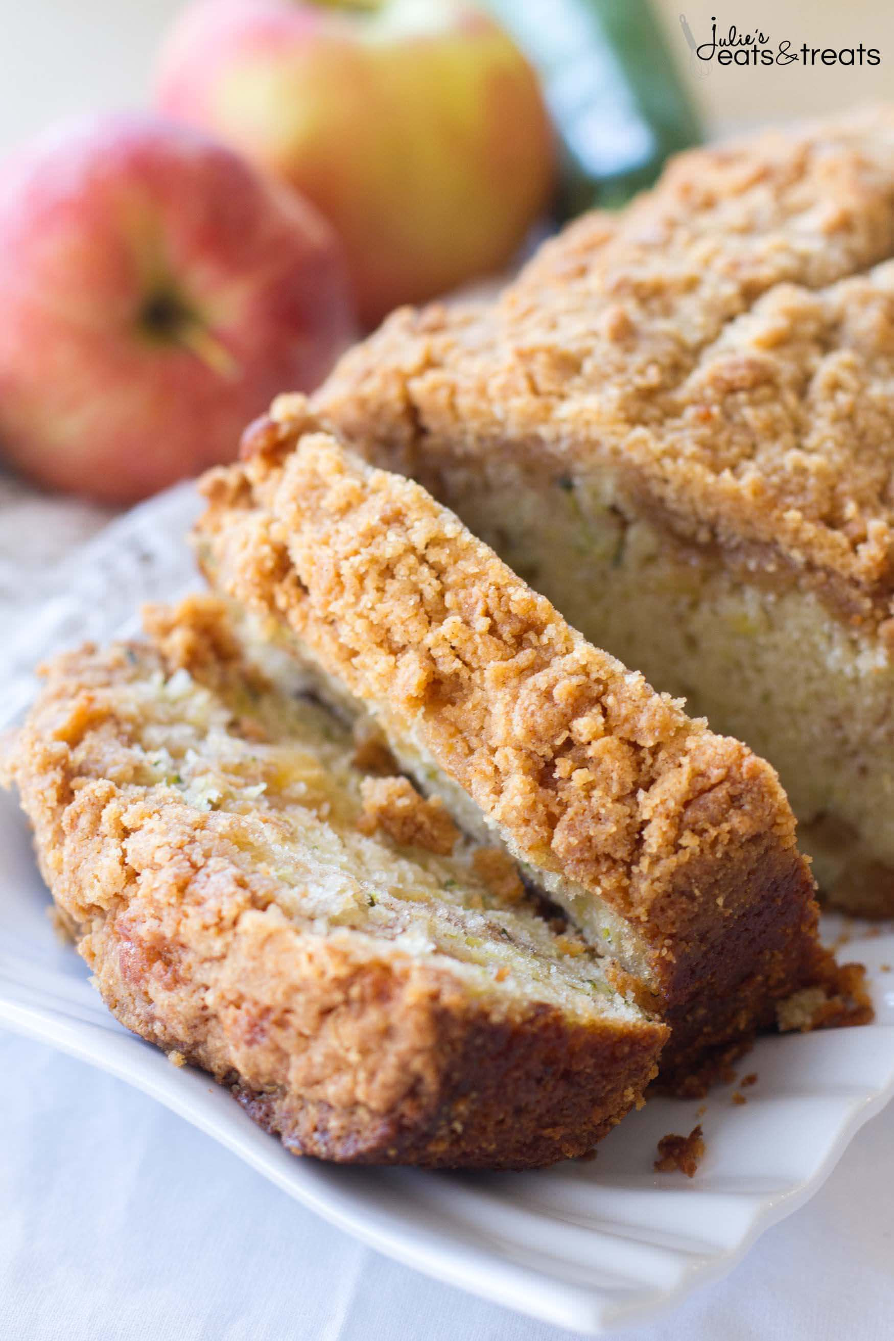 Healthy Apple Recipes  healthy apple bread recipes with fresh apples