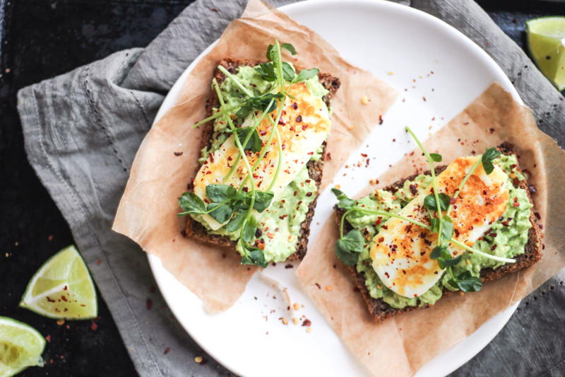 Healthy Avocado Breakfast  Healthy Breakfast The Avocado Toast Infatuation She Eats