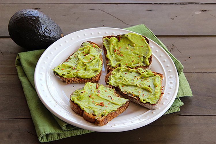 Healthy Avocado Breakfast  Avocado Breakfast Toast