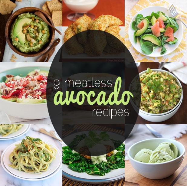 Healthy Avocado Recipes  9 Meatless Avocado Recipes to Go Green Recipes
