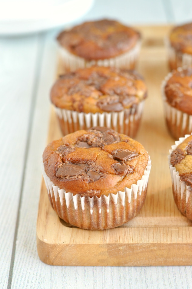 Healthy Banana Bread Muffins  The Best Ever Healthy Banana Bread Muffins