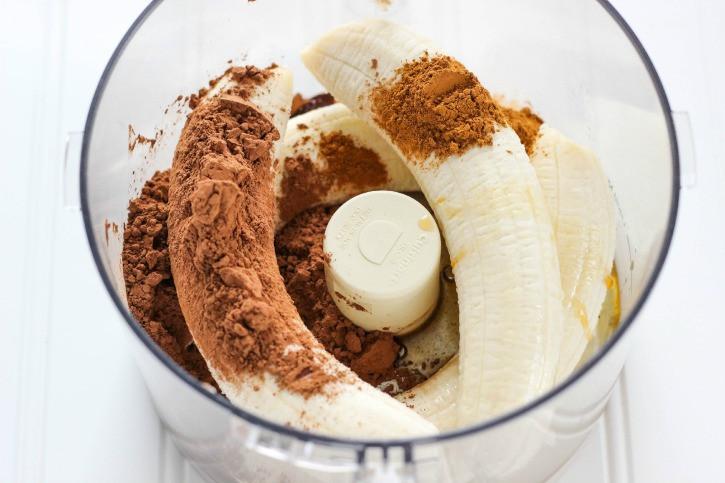 Healthy Banana Dessert  Healthy Banana Chocolate Pudding