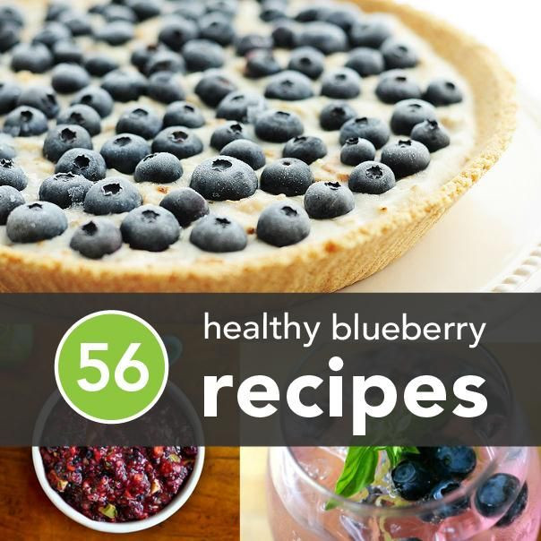 Healthy Blueberry Desserts  162 best images about Healthy desserts on Pinterest