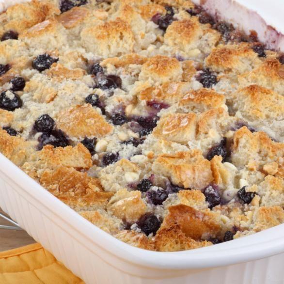 Healthy Blueberry Desserts  33 best images about healthier dessert ideas on Pinterest