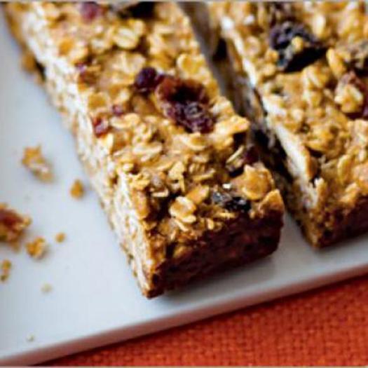 Healthy Breakfast Bar  Healthy Snack Ideas 10 Homemade Energy Bars