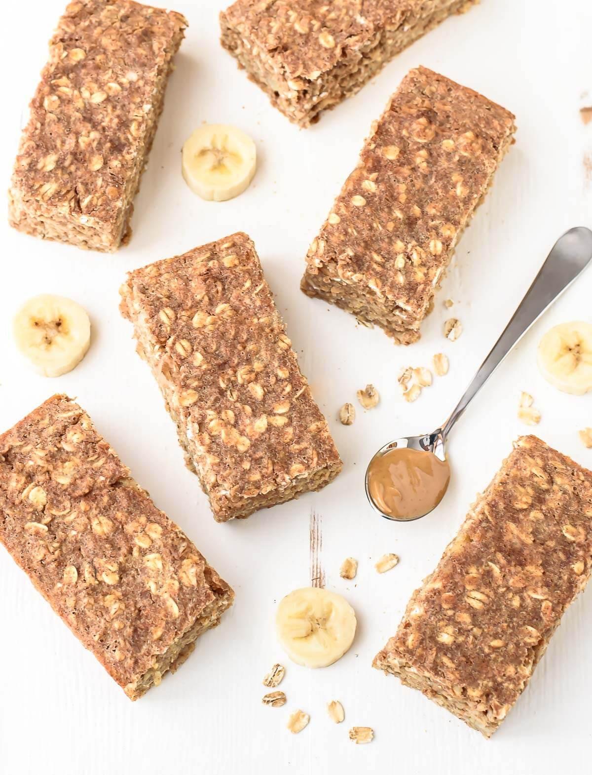 Healthy Breakfast Bar  15 Healthy Homemade Snack Bars