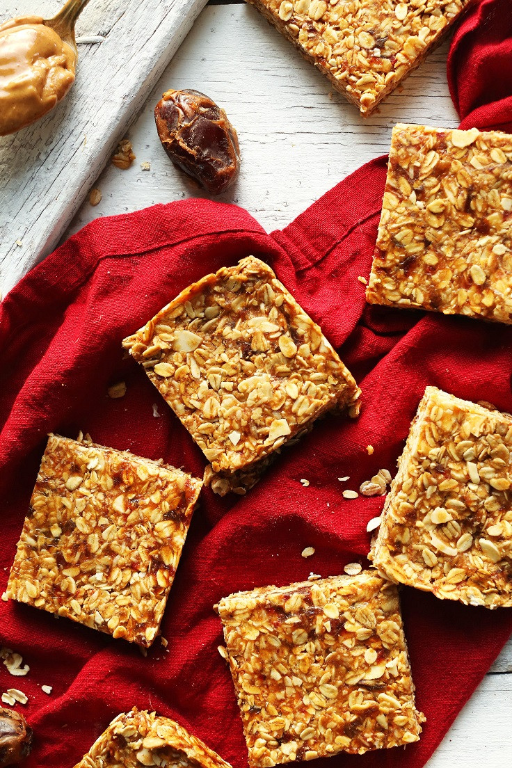 Healthy Breakfast Bar  Top 10 Healthy Breakfast Bars for Delicious Clean Eating