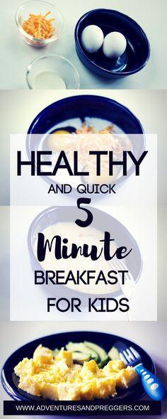 Healthy Breakfast For Kids Before School  1000 images about BREAKFAST IDEAS on Pinterest