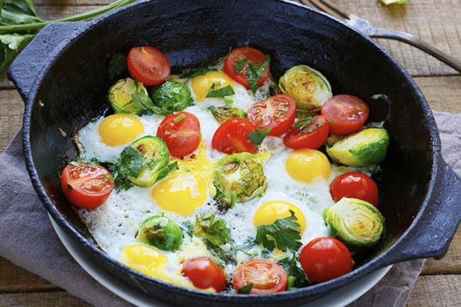 Healthy Breakfast For Men  10 quick and healthy Paleo breakfasts