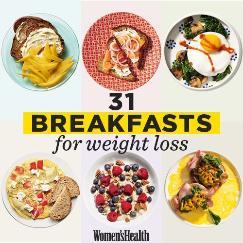 Healthy Breakfast For Weight Loss  31 Healthy Breakfast Recipes That Will Promote Weight Loss