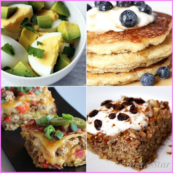 Healthy Breakfast For Weight Loss  Healthy Breakfast Recipes To Lose Weight StylesStar