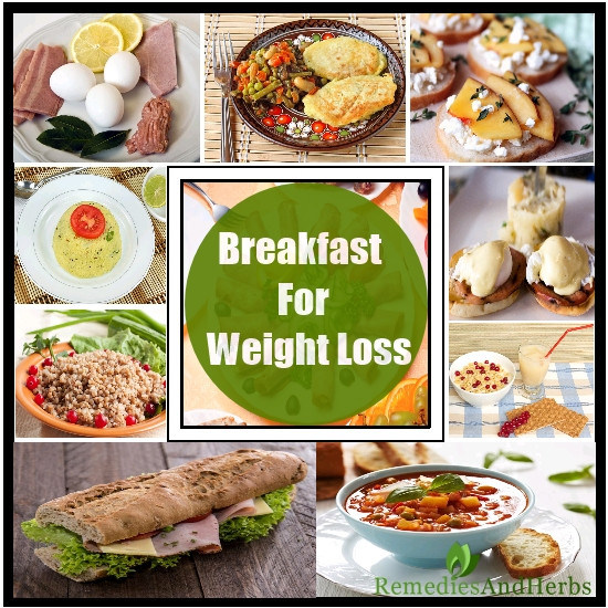 Healthy Breakfast For Weight Loss  Lean Healthy Breakfast Ideas For Losing Weight