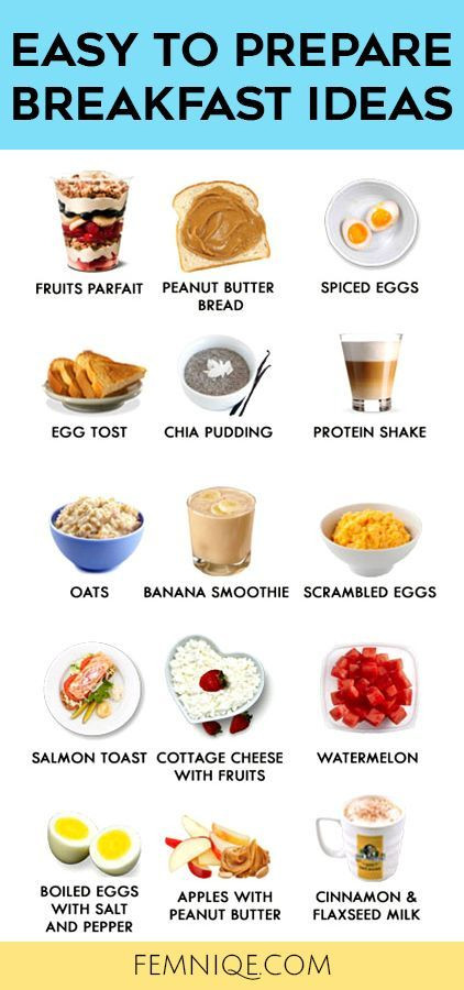 Healthy Breakfast For Weight Loss  45 best Healthy Eating images on Pinterest