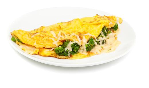 Healthy Breakfast Omelette  Healthy Breakfast Broccoli and Cheddar Omelette