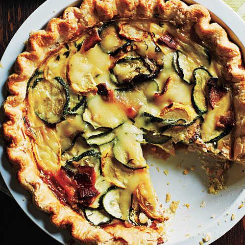 Healthy Breakfast Quiche  Quiche Recipes