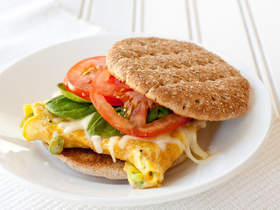 Healthy Breakfast Sandwich Recipes  Breakfast Sandwich Recipe Cabot Creamery