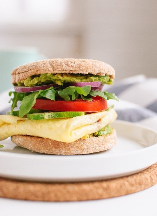 Healthy Breakfast Sandwich Recipes  Healthy Breakfast Sandwich Recipes