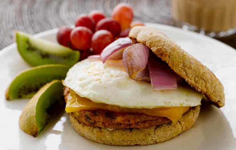 Healthy Breakfast Sandwich Recipes  Young at Heart Healthy Breakfast Sandwich American Egg Board
