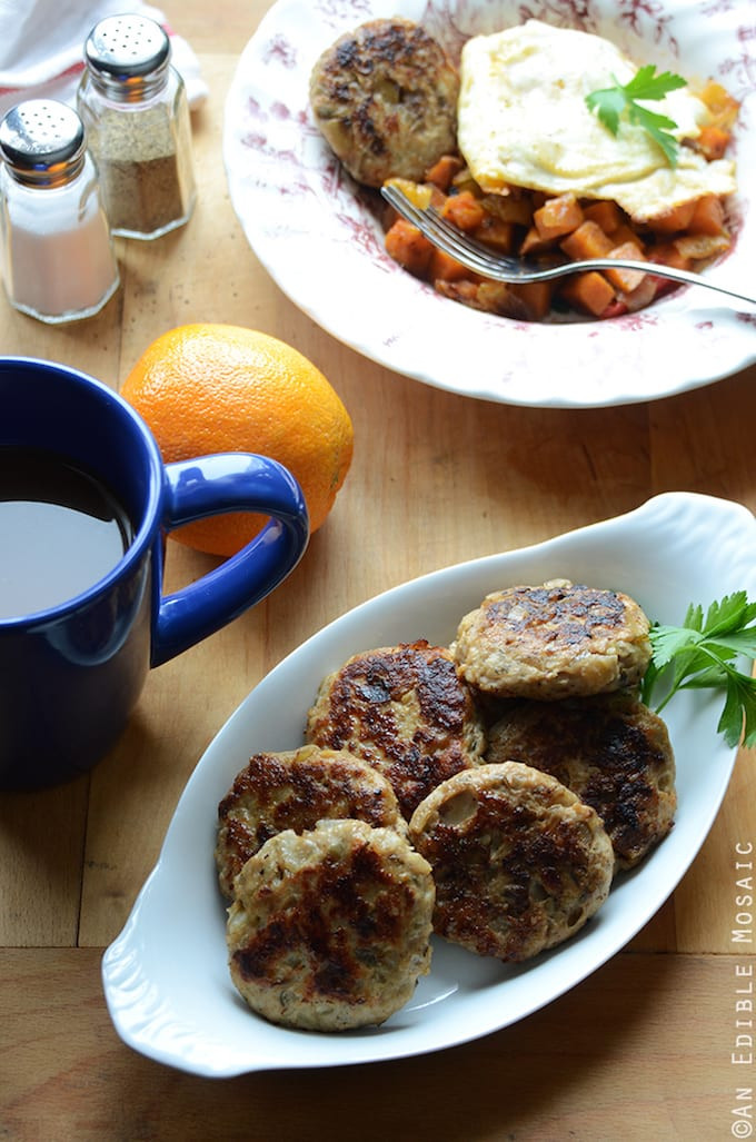 Healthy Breakfast Sausage  30 Healthy Breakfast Recipes for Christmas Morning The