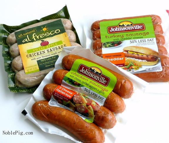 Healthy Breakfast Sausage  healthy breakfast sausage