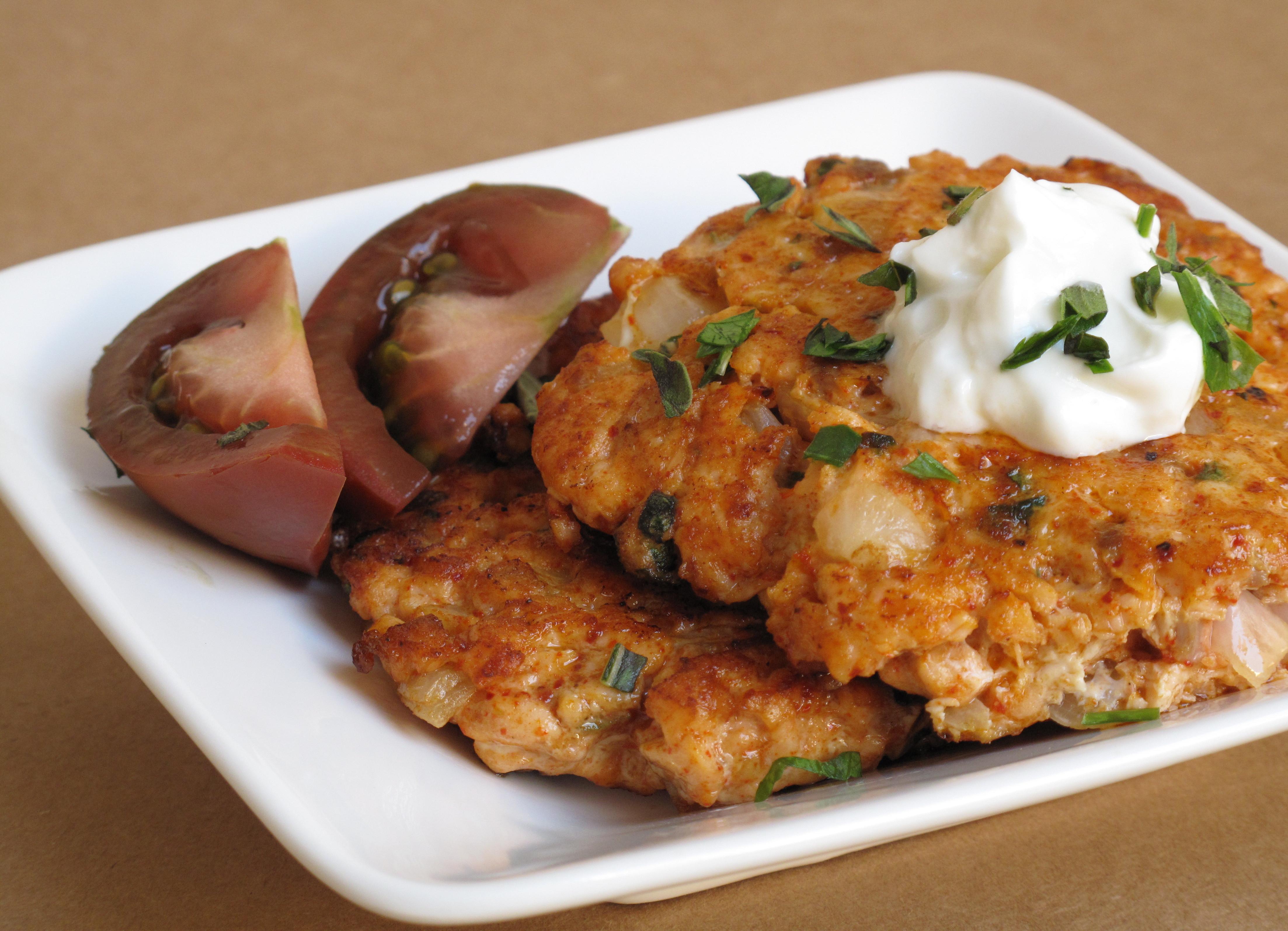 Healthy Breakfast Sausage  Healthy Spa Recipe For Breakfast Salmon Sausage Patties