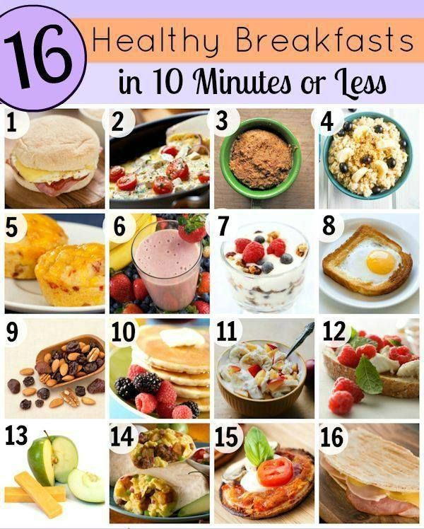 Healthy Breakfast To Lose Weight  Losing weight healthy breakfast best strength training