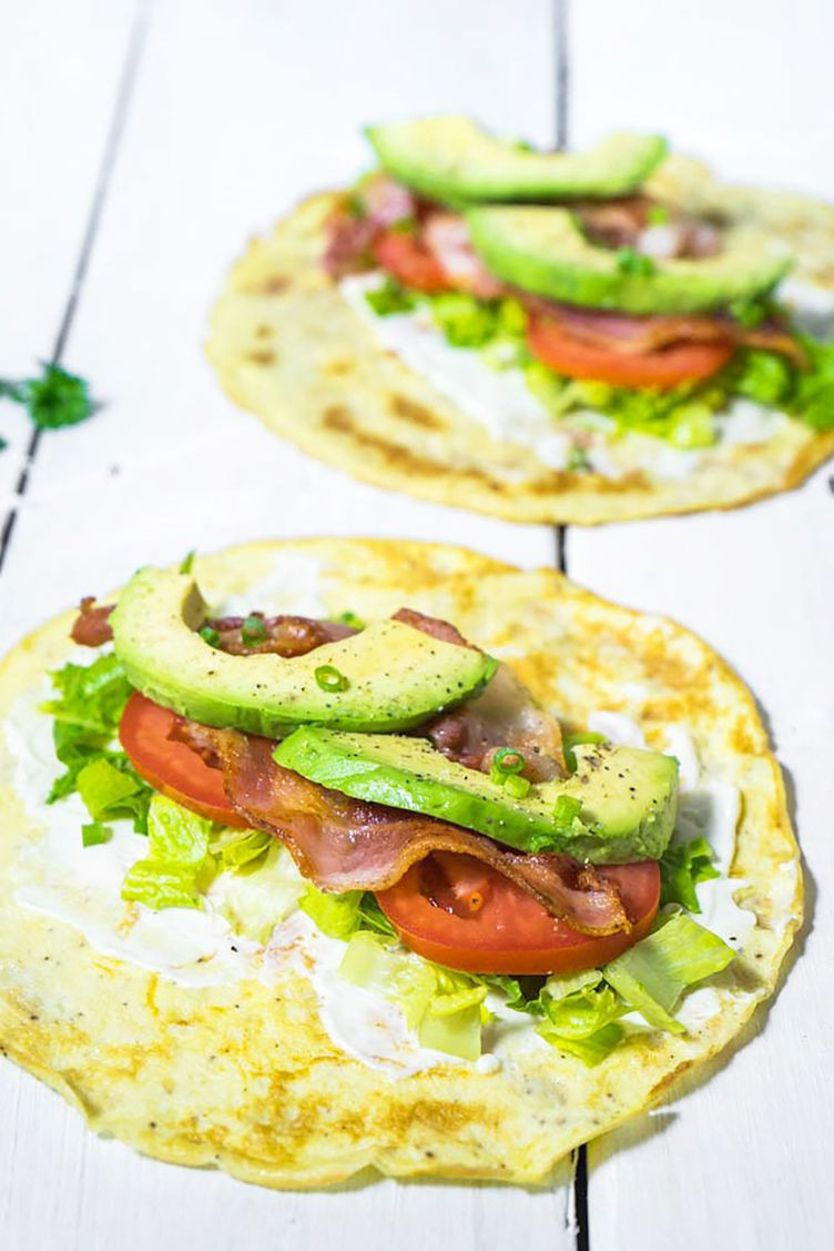 Healthy Carbs For Breakfast  14 Low Carb Breakfasts That Go Way Beyond Eggs