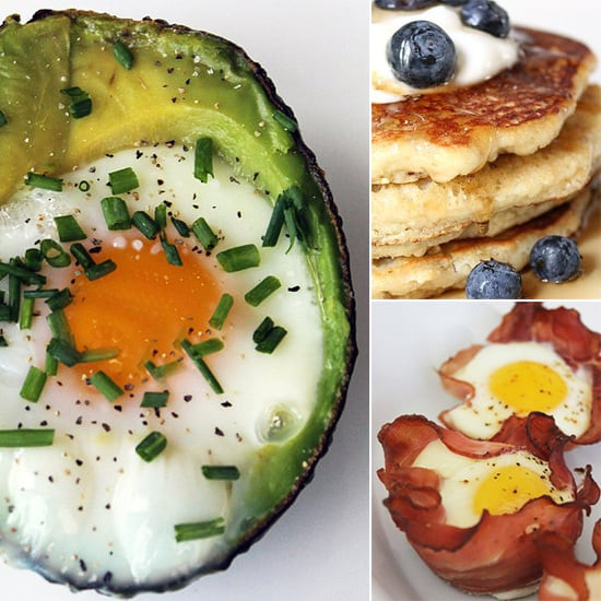 Healthy Carbs For Breakfast  Low Carb High Protein Breakfasts