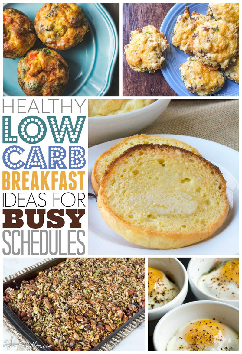 Healthy Carbs For Breakfast  Healthy Low Carb Breakfast Ideas for Busy Schedules 730
