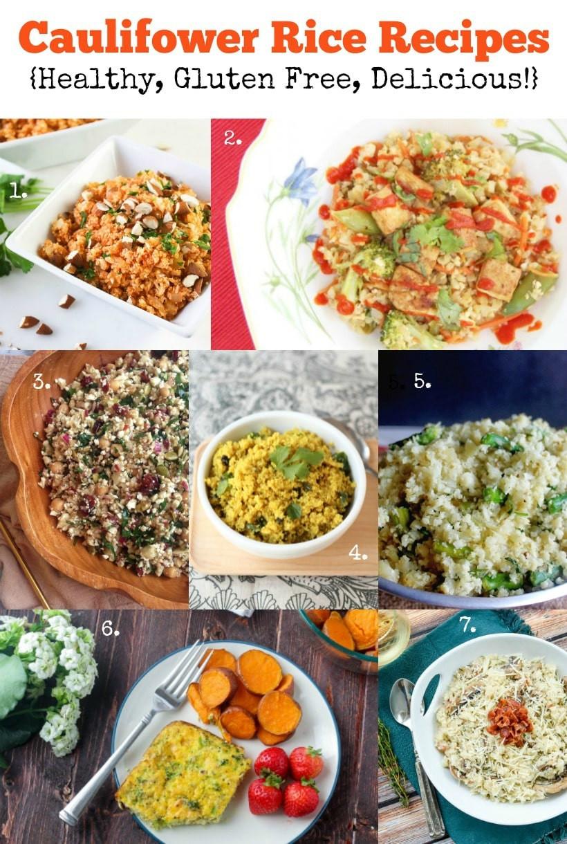 Healthy Cauliflower Recipes  26 Creative Healthy Cauliflower Recipes Cauliflower