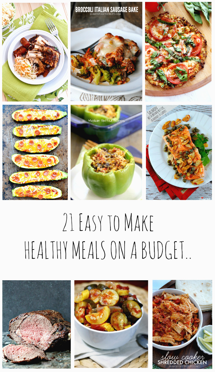 Healthy Cheap Dinners  21 Awesome Fat Busting Healthy Breakfast Recipes