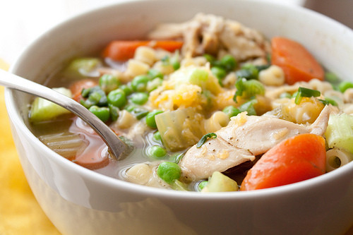 Healthy Chicken Noodle Soup  Healthy Homemade Chicken Noodle Soup
