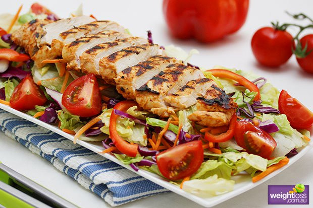 Healthy Chicken Recipes For Weight Loss  Green smoothie t recipes 6 healthy salad recipes for