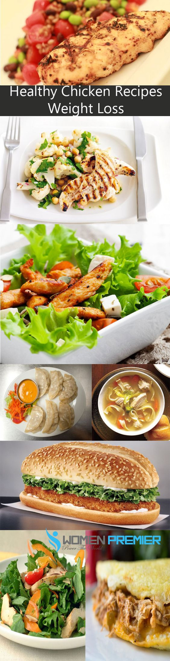 Healthy Chicken Recipes For Weight Loss  Healthy Chicken Recipes For Weight Loss Food