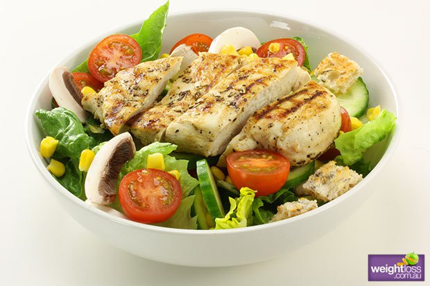 Healthy Chicken Recipes For Weight Loss  Healthy Chicken Salad