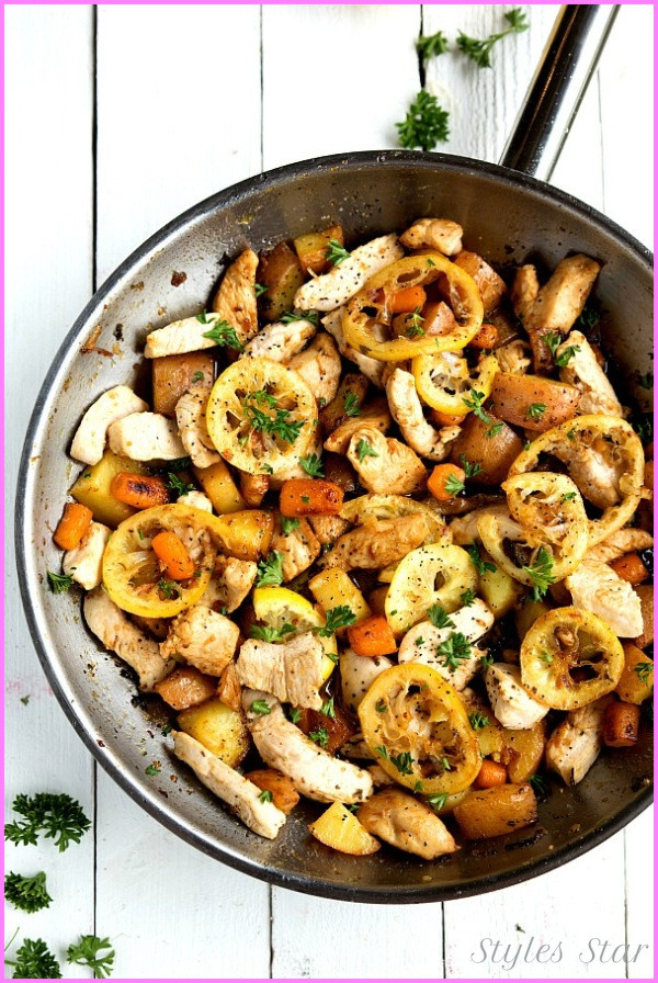 Healthy Chicken Recipes For Weight Loss  Healthy Chicken Breast Recipes To Lose Weight StylesStar
